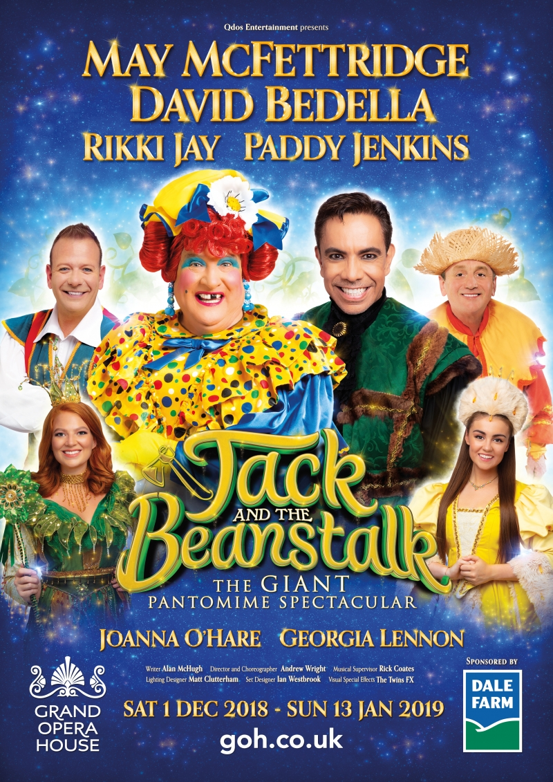 jack and the beanstalk belfast