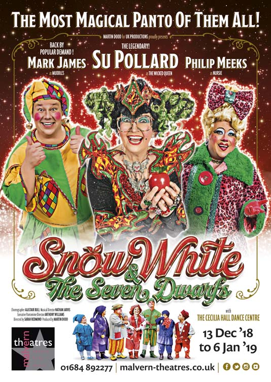 snow white malvern
