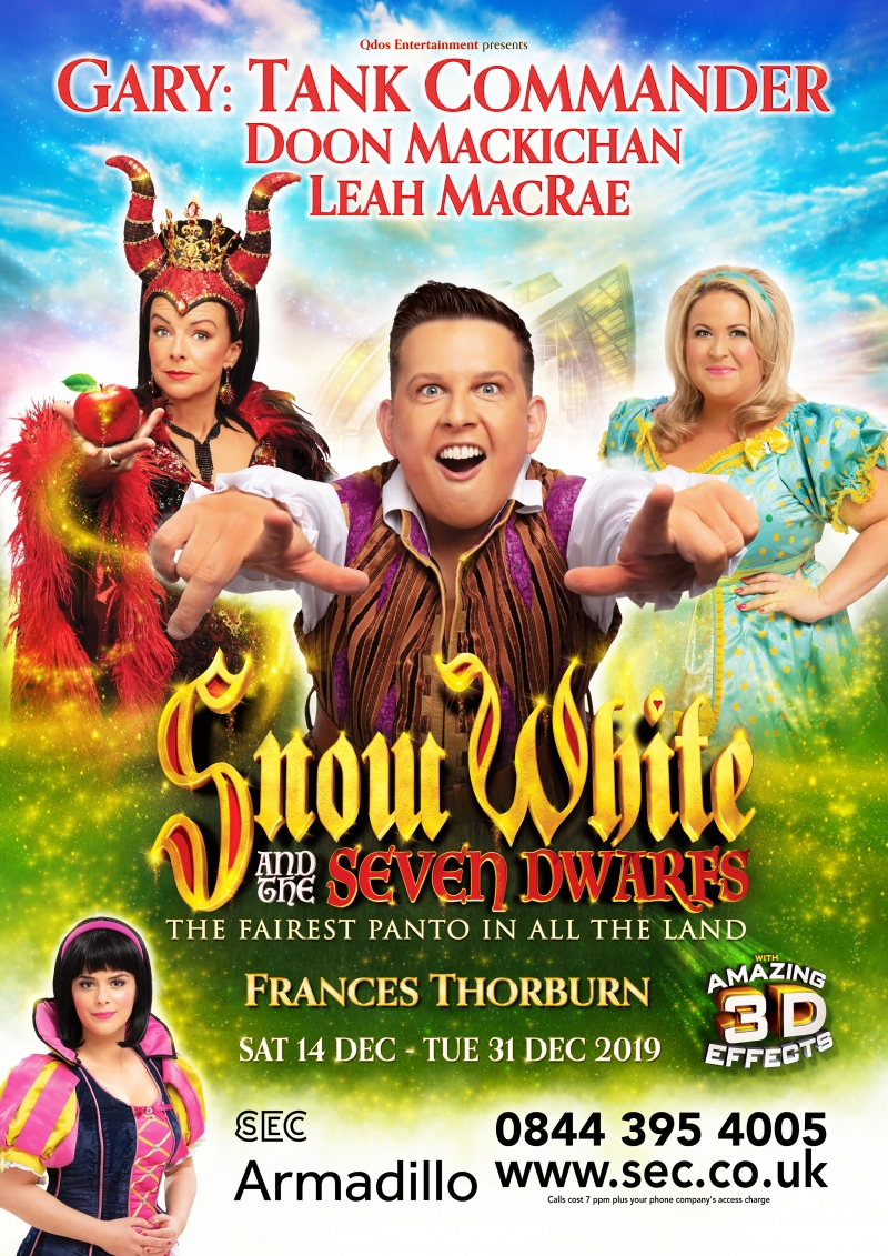Snow white glasgow